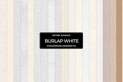 White Burlap textures, white digital paper, whitebackground