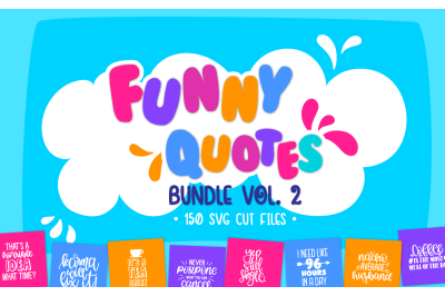The Funny Quotes Bundle Vol. 2