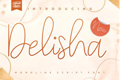 Delisha