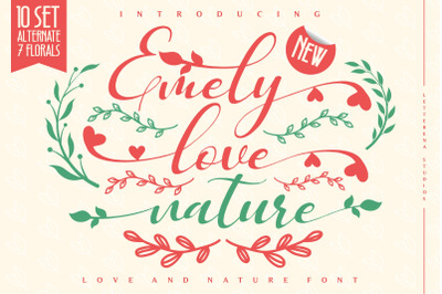 Emely Love Nature