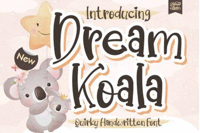 Dream Koala