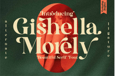 Gishella Morely
