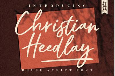 Christian Heedlay