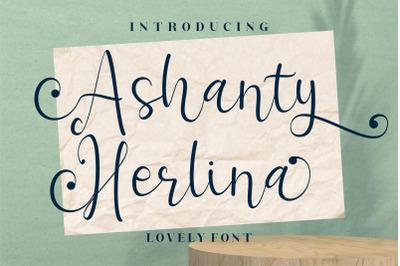 Ashanty Herlina
