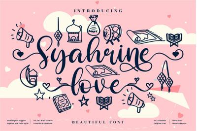 Syahrine Love
