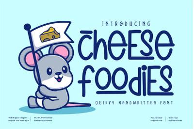 Cheese Foodies