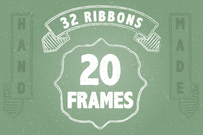 Frames & Ribbons