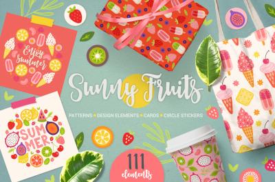 Sunny Fruits Kit