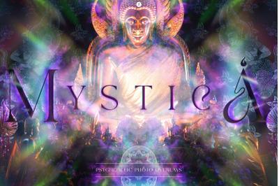 Mystica -Psychedelic Photo Overlays