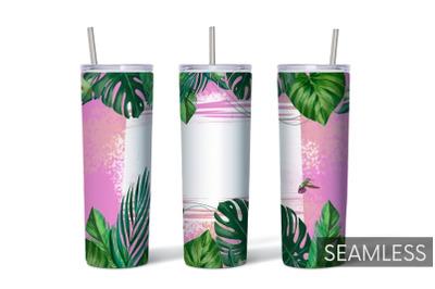 Palm Leaf Tumber Sublimation