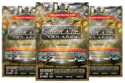 Classic Car Showr #4