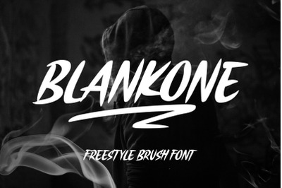 Blankone