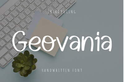 Geovania