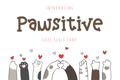 Pawsitive