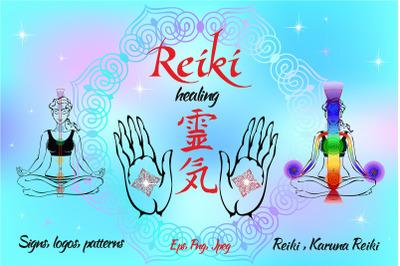 Reiki healing signs, self-healing
