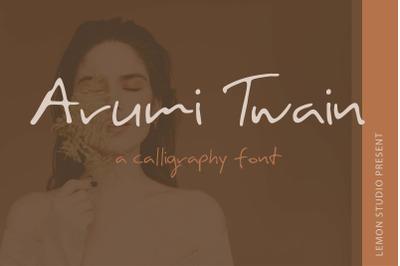 Arumi Twain