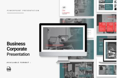 Creative Business Corporate Presentation