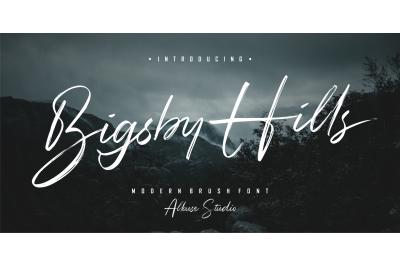 Bigsby Hills