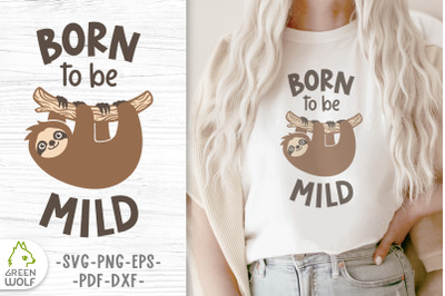 Cute sloth svg Layered svg files for cricut Funny t shirt svg designs