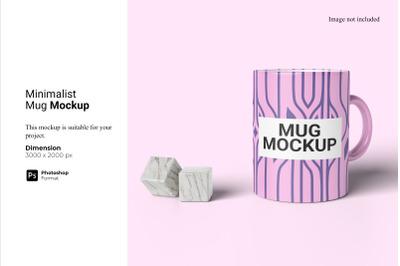 Minimalist Mug Mockup