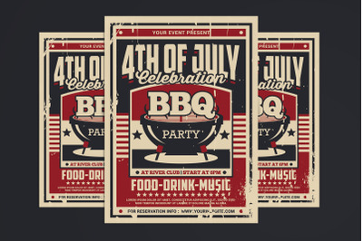 4th of July Celebration BBQ Party