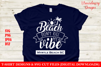 Myrtle Beach 2021 Family Trip svg, 2021 Family Vacation svg