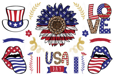 Happy 4th of July Collections