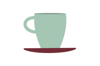 Kitchen Cup Flat Icon