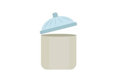 Kitchen Jar Flat Icon