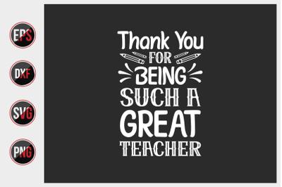 Teacher quotes typographic vector.