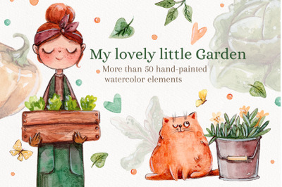 My lovely little Garden