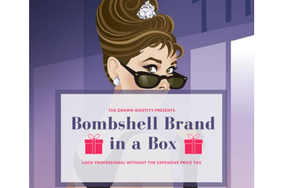 Bombshell Brand in a Box
