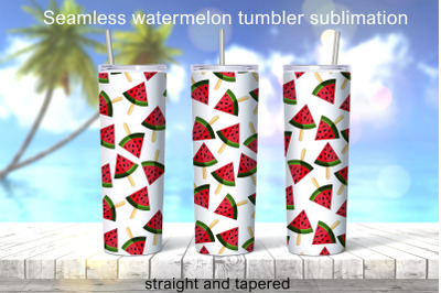 Seamless tumbler sublimation Summer 20oz Tumbler Design PNG
