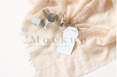 Wedding Stickers,Wedding Labels,Gift Tag Mockup