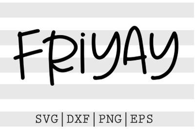 Fri yay SVG