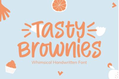 Tasty Brownies