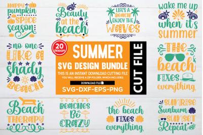 summer svg bundle vol 2