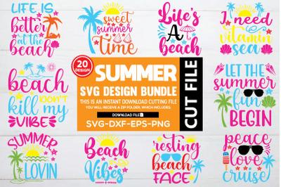 summer svg bundle vol 3