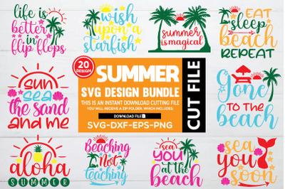 summer svg bundle vol 4
