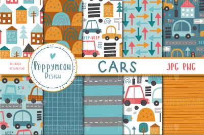 Cars paper set