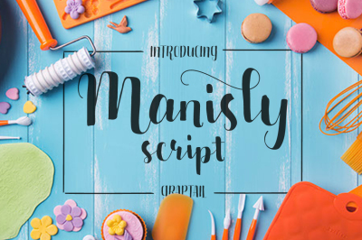 Manisly Script
