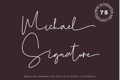 Michael Signature