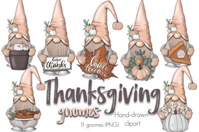 Thanksgiving Gnomes