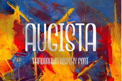 Augista - Handdrawn Display