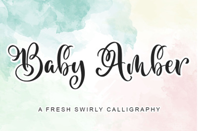 Baby Amber