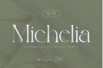 Michelia - Modern & Aesthetic