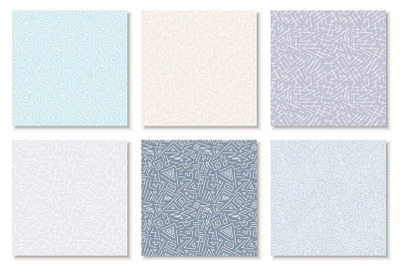 Drawing seamless textile prints