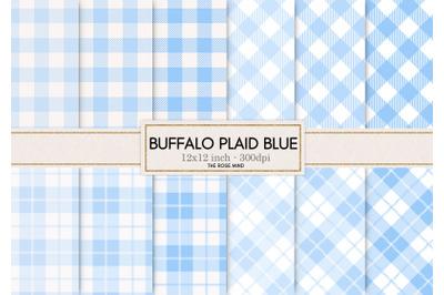 Buffalo plaid baby boy