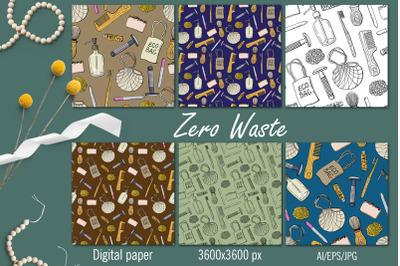 Zero Waste - Digital paper