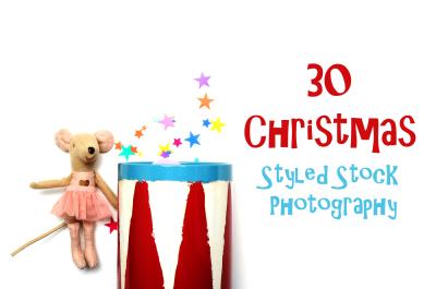Christmas mockups
